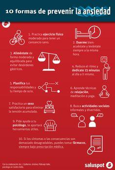 Decálogo para prevenir la ansiedad, por J. Guillermo Jiménez-Ridruejo Valle.
