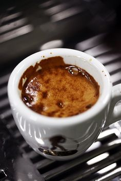 Perfect espresso?