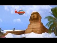 DISNEY LITTLE EINSTEINS - The Puzzle of the Sphinx
