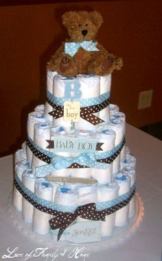 A Very Special Baby Shower - Love of Family Regalo Baby Shower, Fiesta Baby Shower, Baby Shower Diapers, Baby Shower Cakes, Shower Party, Baby Shower Parties, Baby Shower Themes, Baby Shower Ideas For Boys Decorations, Baby Showers