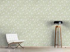 Design #Tapete Flora Zack Wasserlilie Flora, Wall Lights, Delicate, Cottage, Inspiration, Lighting, Wallpaper, Mystic, Home Decor