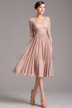 Long 40s dress 6ms280