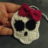 Late night crochet! Working on a Monster High ear flap hat for my ...
