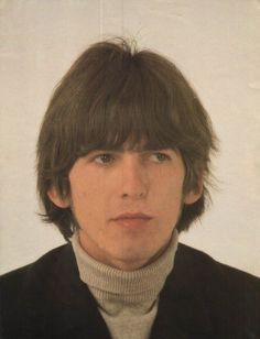 George***That look could stop me in my tracks anytime. Ramones, Great Bands, Cool Bands, George Harrison Young, Liverpool, Les Beatles, Best Friends For Life, The Fab Four, The Eighth Day