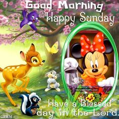Disney Sunday Good Morning Quote good morning sunday sunday quotes good morning quotes happy sunday sunday quote happy sunday quotes cute sunday quotes good morning sunday sunday quotes for friends and family Bambi Disney, Dvd Disney, Cute Disney, Disney Cartoons, Disney Art, Disney Pixar, Good Morning Happy Sunday, Happy Sunday Quotes, Morning Quotes