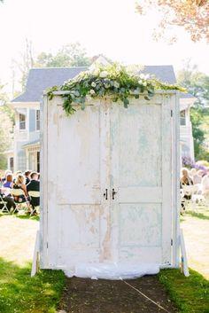 Boston Rustic Wedding Rentals - Event Rentals Snippet & Ink