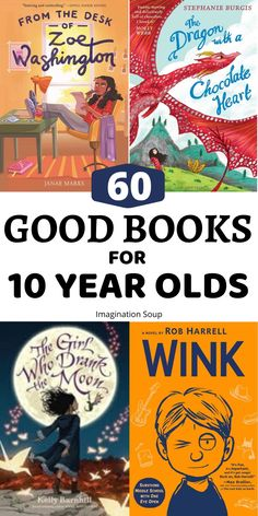 Does your old in fifth grade need a good book? This book list will help each fourth grader progress in his or her reading abilities. Books For Boys, I Love Books, Childrens Books, Teen Books, Ya Books, Good Books For Tweens, Good Books To Read, 5th Grade Books, 4th Grade Book List