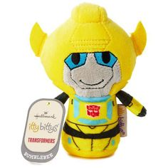 itty bittys® Transformers Bumblebee Stuffed Animal