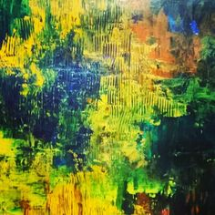 #art #texture #new #stories #acrylic #painting