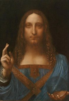 Name of property: Salvator Mundi Name of painter  : Painted by Leornado da Vinci who was a painter ,scientist ,methematician ,inventor ,e.t.c Discription             : A painting of Jesus Christ ho…