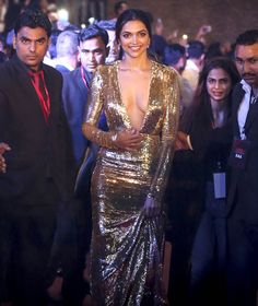 Deepika Padukone wows on the red carpet for the VIP screening of xXx: The Return Of Xander Cage