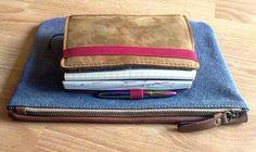 Vê esta foto do Instagram de @stationeryjunkie_ • 287 gostos Roterfaden, Notebooks, Journals, Hobonichi, Leather Journal, Book Binding, Filofax, Journal Inspiration, Messenger Bag