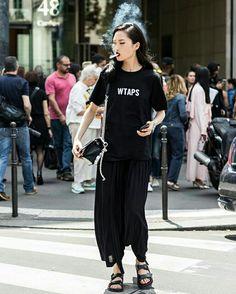 All Black @stylesightspotlight