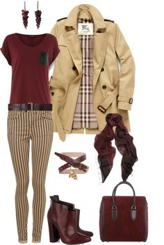 """Fall is Here!"" by aehodges ❤ liked on Polyvore"