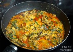 Yoruba egusi soup   21 Deliciously Warming West African Dishes You Should Be Eating This Winter