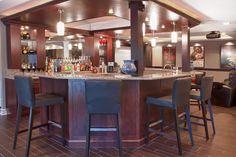 M.J. Whelan Construction - contemporary - kitchen - detroit - M.J. Whelan Construction