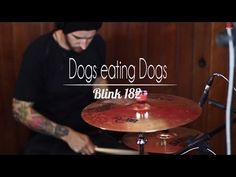 FERNANDO VERGEL - DOGS EATING DOGS (Blink 182) - Live at Basic Tapes Studio  #basictapes #drumcover