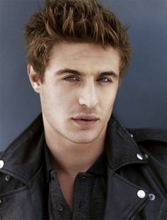 Max Irons. Could have made a great Christian Grey!