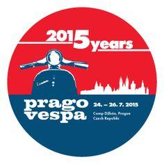 Vespa Club Praha   PragoVespa 2015