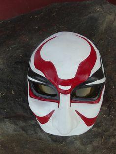 Kabuki Mask by ThePropsShop on Etsy