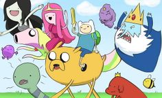 Adventure Time - With Finn & Jake