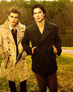 The Salvatore brothers.