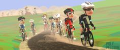 Poly Peloton: Memories of Paris Roubaix 2013