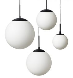 Chicago, Opal, Ceiling Lights, Lighting, Pendant, Home Decor, Lily, Decoration Home, Light Fixtures