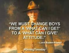 Image result for lord robert baden powell quotes Cub Scouts, Girl Scouts, Tiger Scouts, Baden Powell Quotes, Scout Quotes, Robert Baden Powell, Eagle Scout Ceremony, Wood Badge, Scout Activities