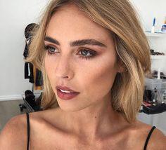 Penny Antuar makeup