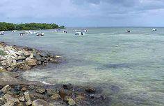 Playa de Los Machos, Ceiba, Puerto Rico