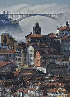 CUBANISMO Places In Portugal, Visit Portugal, Portugal Travel, Spain And Portugal, Visit Porto, Wonderful Places, Beautiful Places, Porto City, Portuguese Culture