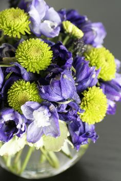 Tomobi Floral Art: Kathy and Daniel Wedding