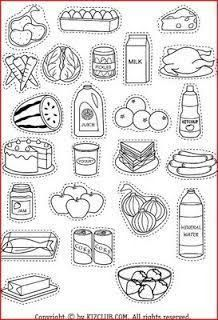 Resultado de imagen para el plato del buen comer para niños de preescolar para … - オーラルケアに関するすべて - Everything About Oral Care English Resources, English Activities, English Lessons, Learn English, Preschool Activities, Nutrition Activities, Teaching Spanish, Teaching English, Teaching Kids
