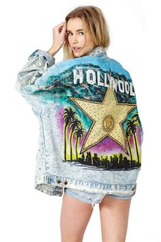 Walk Of Fame Denim Jacket