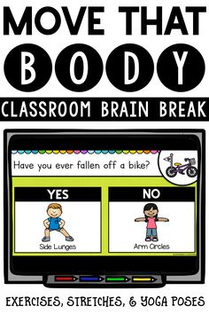 Exercise and Stay Fit with this Brain Break