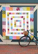 FREE PATTERN: Roundabout (from Quilt-it...today Magazine)