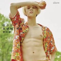 Um...who gives him the right?! Triple H, Yoonmin, K Pop, Hyuna Red, Pentagon Members, E Dawn, Got7 Jackson, Asian Style, Korean Beauty