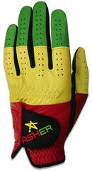 Asher golf gloves- super quality cabretta leather in many cool original designs!