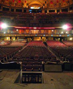 Uptown Theater Interior | Flickr - Photo Sharing!