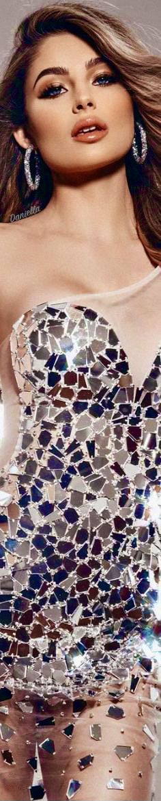 #JovaniFashion #SilverDress Silver Dress, Role Models, Vip, Royalty, Glow, Sparkle, Classy, Queen, Holidays