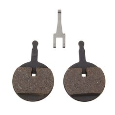 Sale 15% (1.99$) - BIKIGHT MTB Mountain Bicycle Disc Brake Pads Shoes for Avid bb5 Hydraulic Disc Brake Semi-Metallic Resin