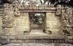 Mayan Ruins in Chiapas, Mexico