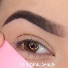 Smokey Eye Makeup Tutorial, Eye Makeup Steps, Makeup Eye Looks, Beautiful Eye Makeup, Eyebrow Makeup, Skin Makeup, Eyeshadow Makeup, Makeup Art, Makeup Tips
