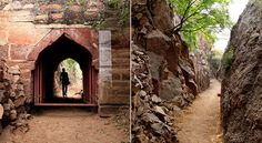 "10 Top Places to Visit in the ""Blue City"" of Jaipur: Rao Jodha Desert Rock Park"