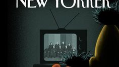 Bert & Ernie Snuggle Up for Gay-Marriage News on New Yorker Cover (Bert is Dominican and Ernie is Puerto Rican!!?)
