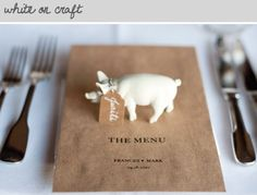too cute! DIY repurposed toy animals | Bridal Musings