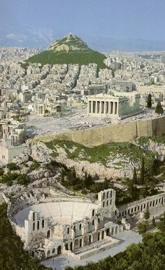See Athens, Greece !!!! jump into an amazing past