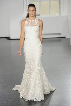 Romona Keveza Bridal Fall 2014 - Slideshow