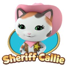 Las 29 Mejores Imágenes De Dibujos De La Sheriff Callie